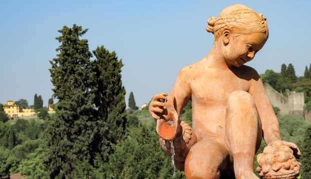 Oferta para dos noches en Toscana