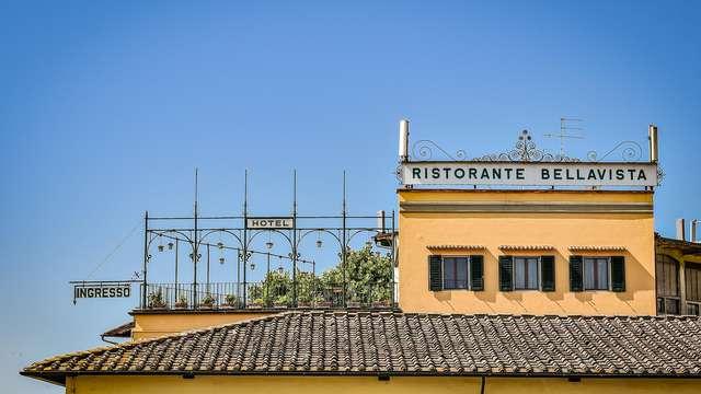 Weekendje Toscane in Superior-kamer met aperitief en flesje wijn inbegrepen