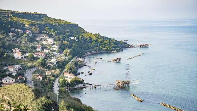 Scoprite l'Abruzzo: vacanza di relax sulla costa dei Trabocchi