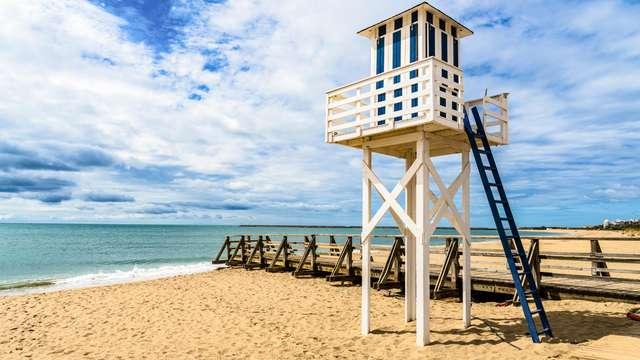 Escápate a Islantilla y disfruta de sol y playa