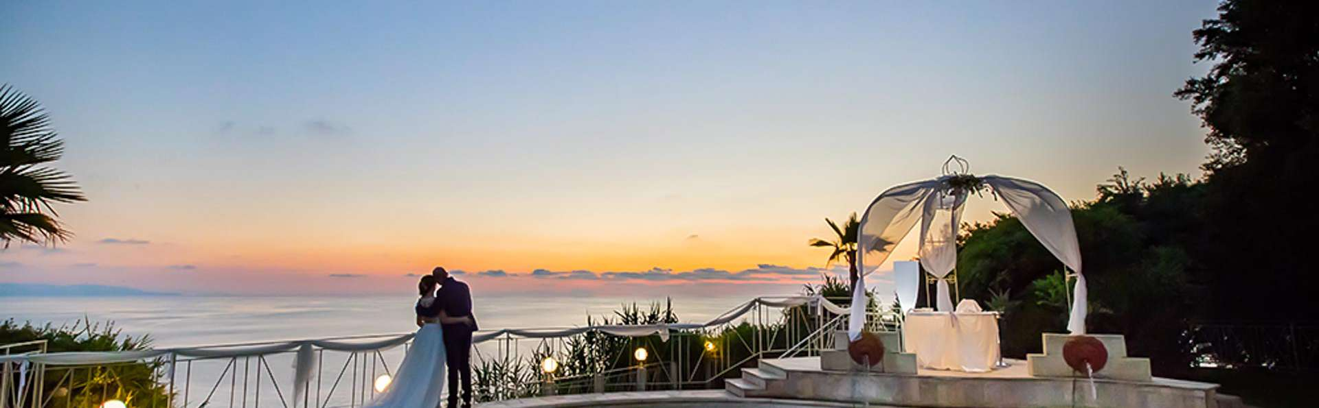 Weekend romantico in Calabria: sulla Costa Viola con cena e SPA privata
