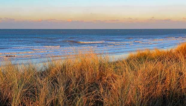Relax en la costa de Ostende (desde 3 noches)