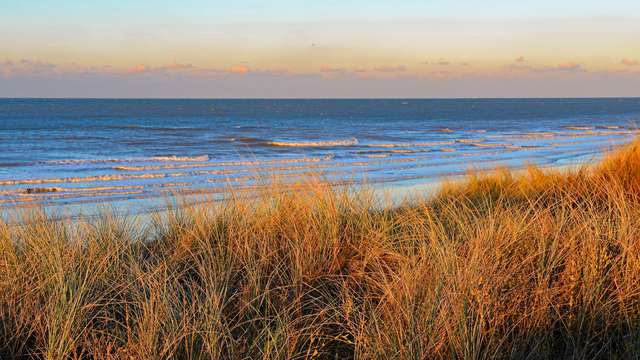 Week-end détente sur la côte d'Ostende (à partir de 3 nuits)