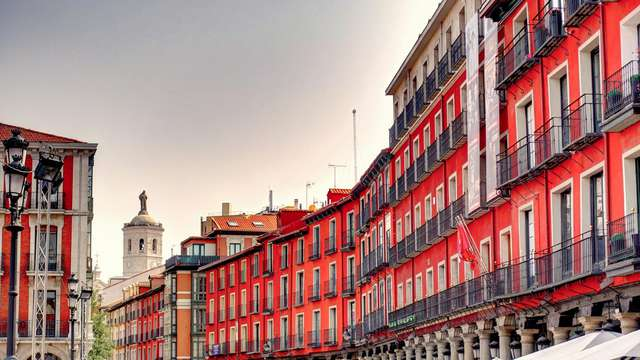 Escapada con desayuno y detalle de bienvenida a pocos minutos del centro de Valladolid