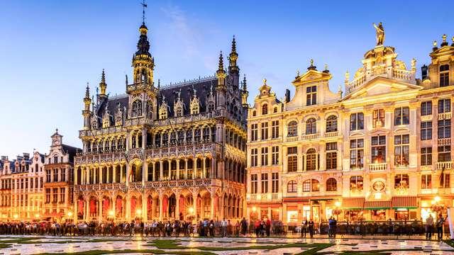 Estancia en Bruselas (desde 2 noches)
