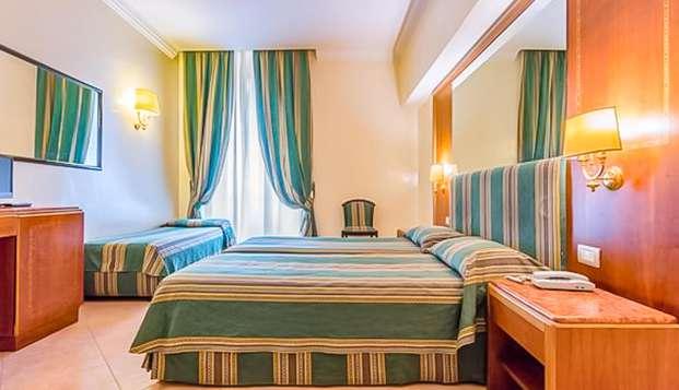 Alojamiento ideal en pleno corazón de Roma