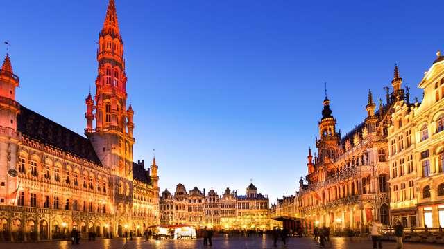Trendy verblijf voor alle reizigers die in alle comfort Brussel willen beleven