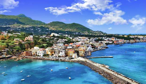 Offre d'été : demi-pension à Ischia (à partir de 5 nuits)