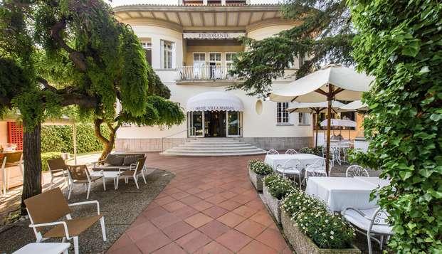 Encantadora villa de 4 * con vistas a la laguna de Venecia y excursión a Murano