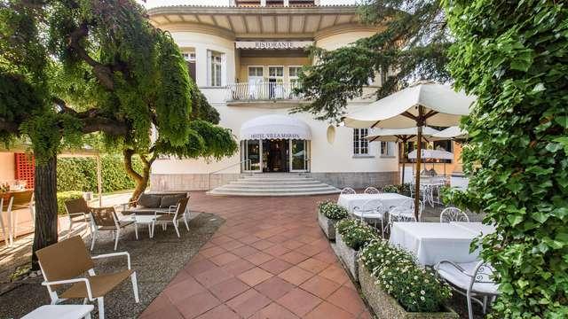 Charmante 4 * villa met uitzicht op de lagune van Venetië, met excursie naar Murano