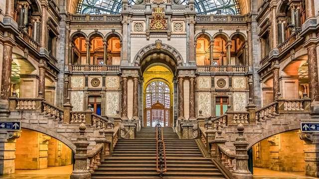 Citytrip naar het veelzijdige Antwerpen