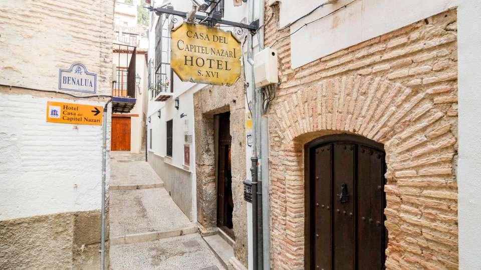 Hotel Casa del Capitel Nazarí - EDIT_FRONT_01.jpg
