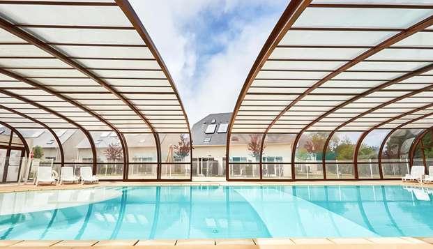 Appartement spacieux entre Cabourg et Deauville