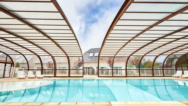 Vacanceole Domaine de la Corniche Deauville Sud
