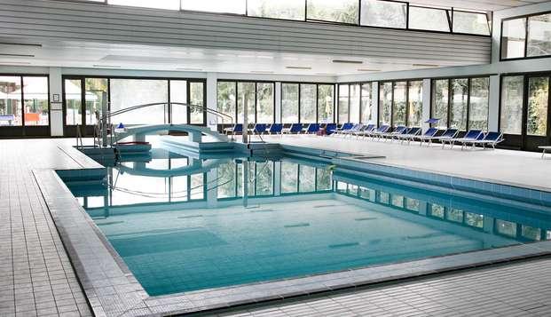 Due notti di benessere a Montegrotto Terme con accesso alle piscine termali