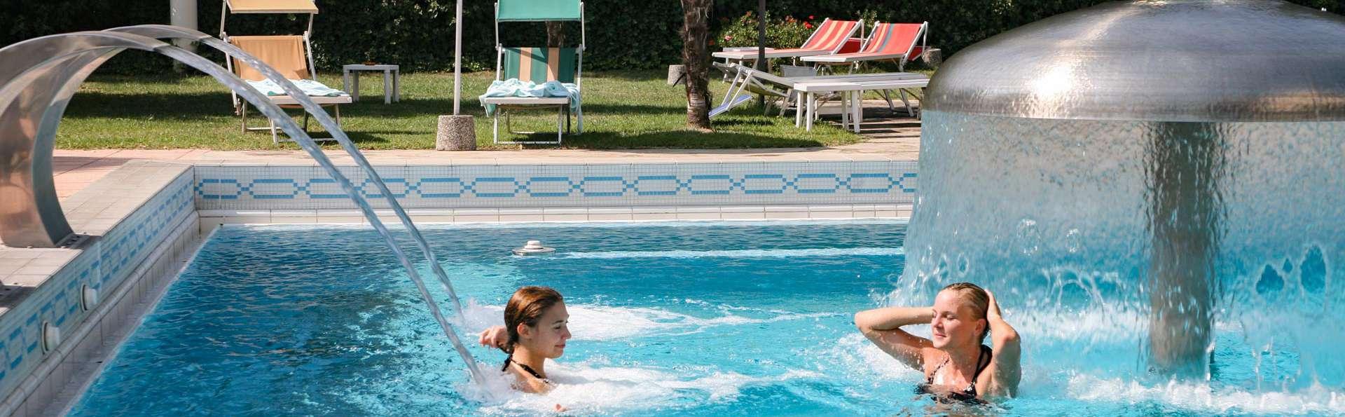 Ambiance de rêve dans un hôtel aux portes de Venise et accès au spa (train A/R inclus)