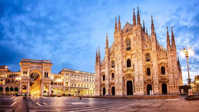 Verblijf in Milaan in knap hotel vlakbij het centrum