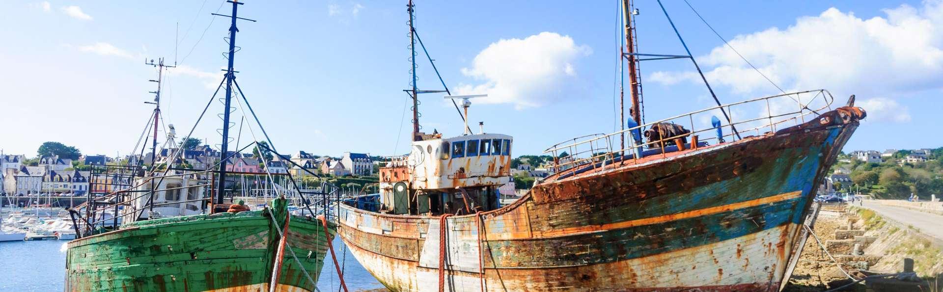 Séjour les pieds dans l'eau à Camaret-sur-Mer