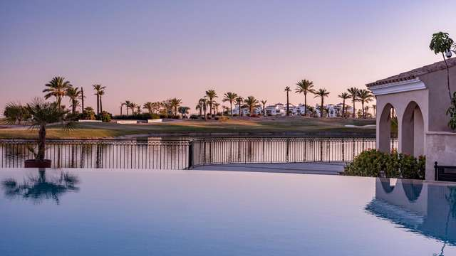 Hotel Double Tree By Hilton La Torre Golf Spa Resort