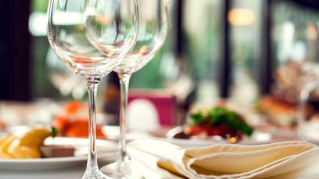 Geniet samen van luxe, comfort en een heerlijk diner (vanaf 2 nachten)