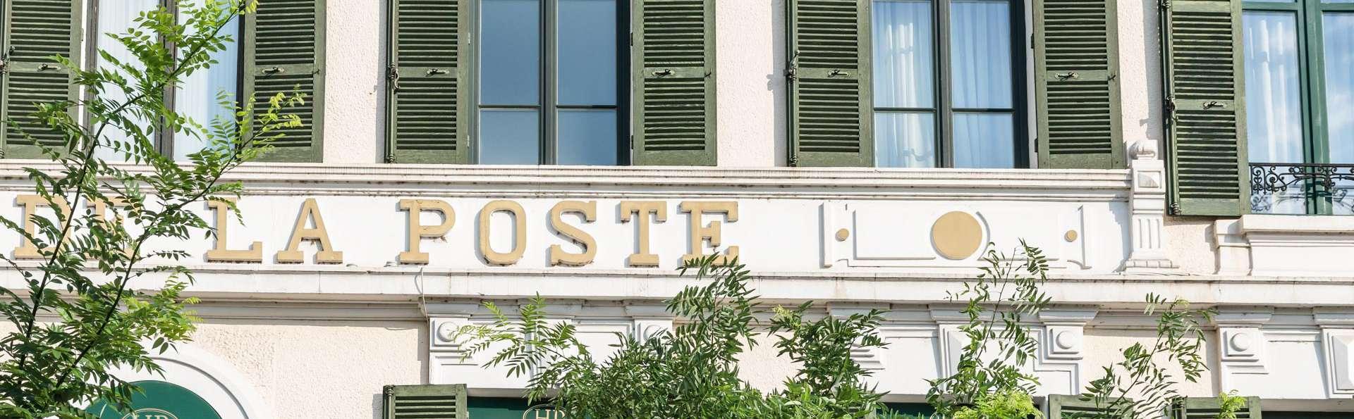Najeti Hôtel de la Poste  - EDIT_FRONT_01.jpg