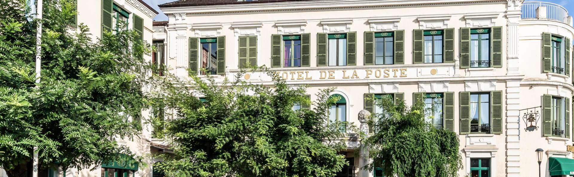 Najeti Hôtel de la Poste  - EDIT_FRONT_02.jpg