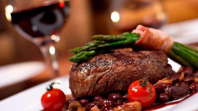1 Gastronomisch diner (4 gangen) voor 2 volwassenen