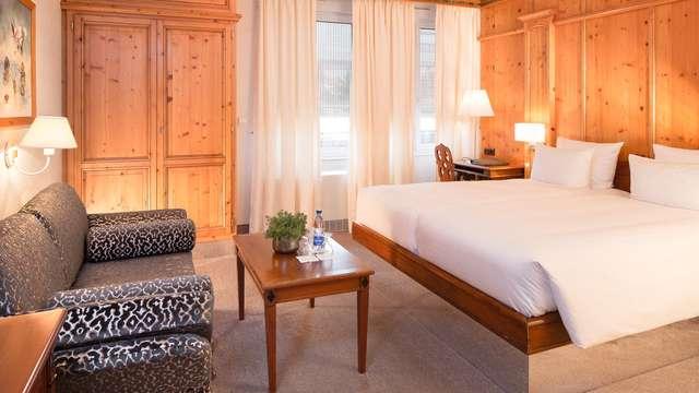Le Parc Hotel Obernai Spa