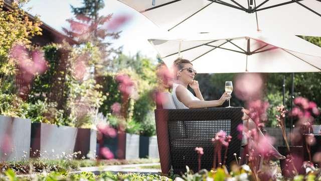 Offre Spéciale : Week-end romantique en chambre Deluxe et accès spa à Obernai