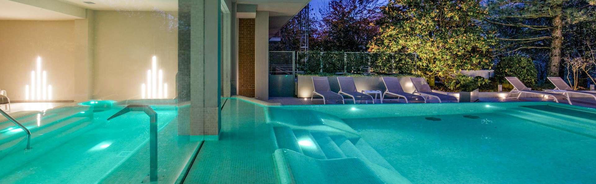 Bien-être à Castel Madama : nuit près de Tivoli avec spa et massage relaxant pour deux !