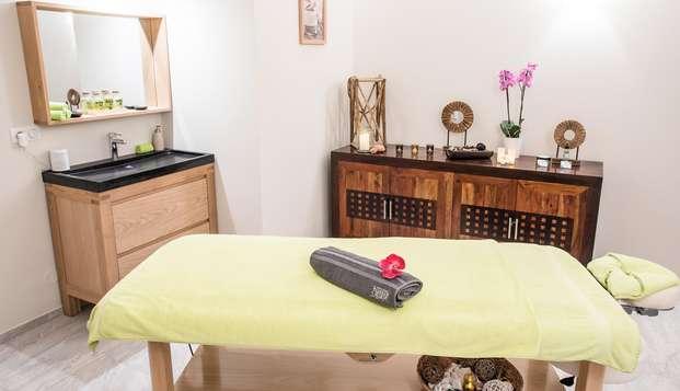 Séjour romantique avec massage pour la Saint Valentin à Cannes