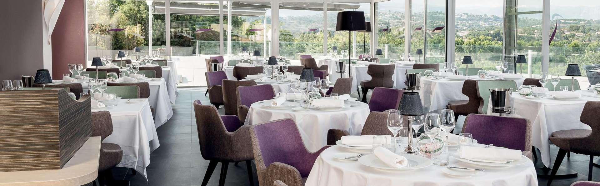 Relaxweekend inclusief diner in Antibes