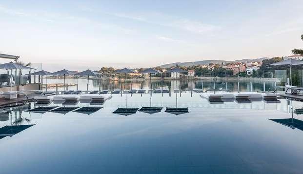 Lujo y relax con vistas al mar en Bandol