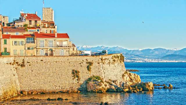 Séjour sous le soleil régénérant d'Antibes!