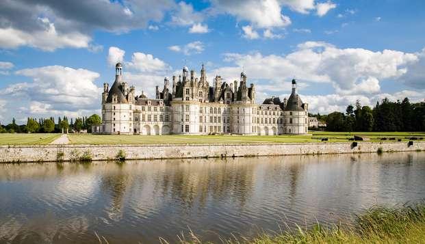 ¡Descubre el castillo de Chambord!