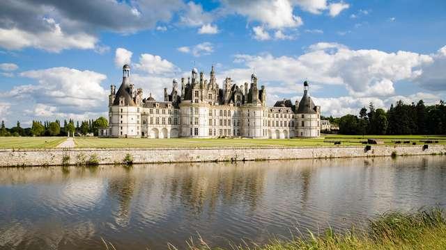 Partez à la découverte du château de Chambord !
