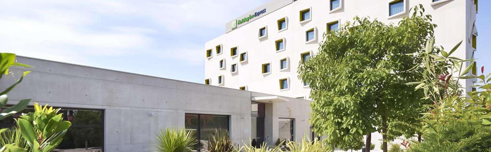 Holiday Inn Express Montpellier Odysseum  - EDIT_FRONT_02.jpg
