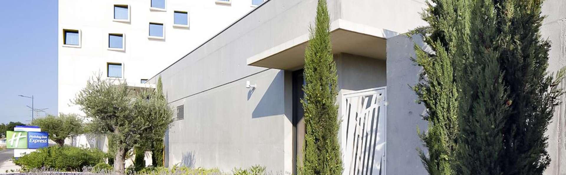 Holiday Inn Express Montpellier Odysseum  - EDIT_FRONT_03.jpg
