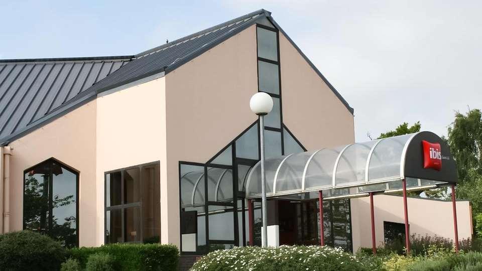 Hôtel Ibis Saint Lo La Chevalerie - EDIT_FRONT_01.jpg