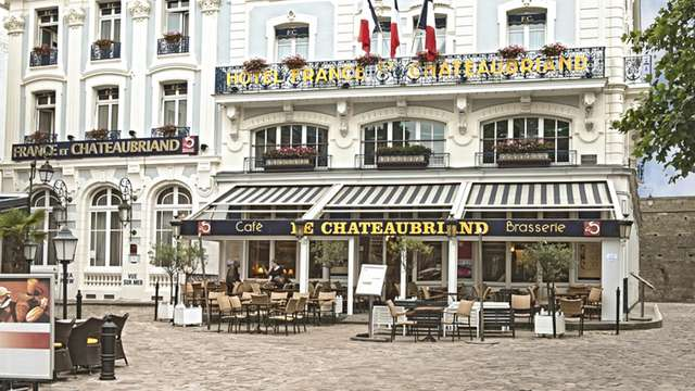 De France et de Chateaubriand