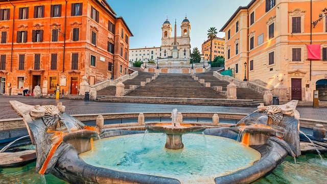 Week-end à Rome : en hôtel 4* moderne situé au centre-ville