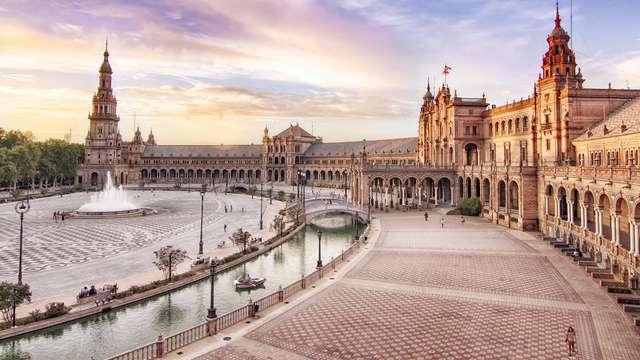 Escápate a Sevilla en un hotel 4* con desayuno incluido
