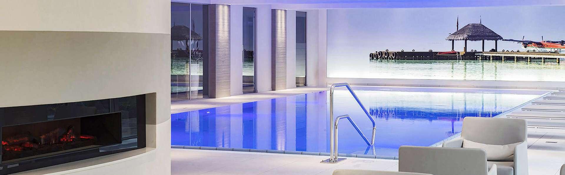 Magnifique séjour avec dîner en chambre et accès à la piscine intérieure au cœur du Luxembourg