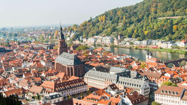L'Allemagne aussi est romantique ! Séjournez dans le centre historique de Heidelberg
