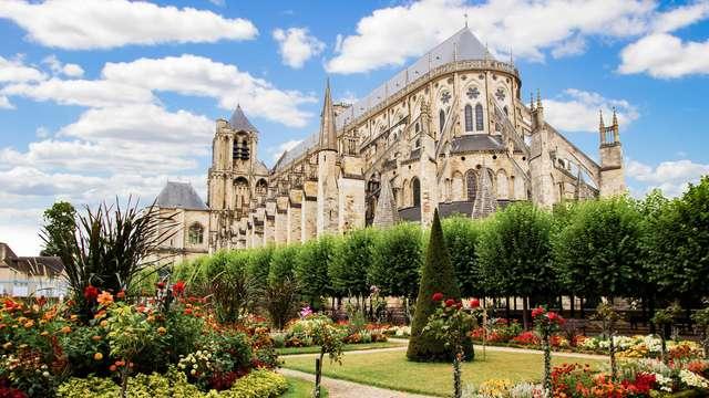Pied-à-terre idéal aux portes de Bourges