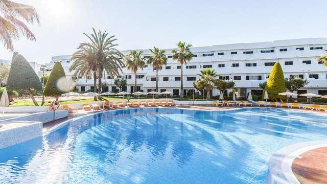 Relax en Cala d'Or, en Mallorca