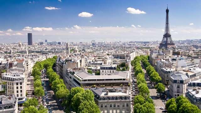 Flânez dans les ruelles historiques de Paris