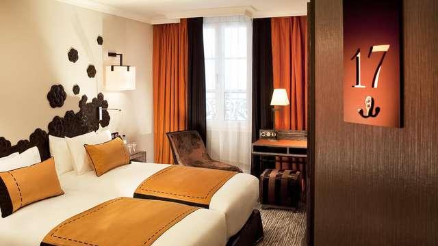 Hotel Les Jardins de la Villa Spa