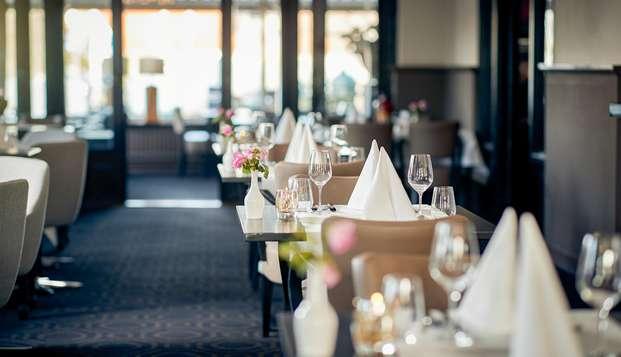 Ontdek Nijmegen in 3 dagen en geniet iedere avond van een 3-gangen diner (vanaf 2 nachten)