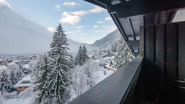 Exploration sur le sommet de l'Europe! Partons à la découverte de Chamonix
